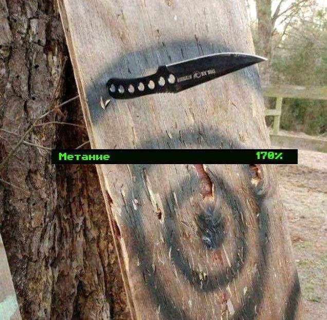 Метательное оружие
