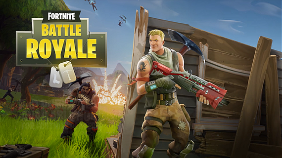 Fortnite: Battle Royale Халява, Epic Games, Battle Royale, Не steam