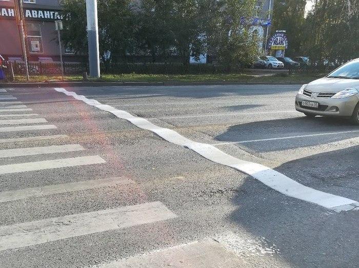 Дороги в Омске на самом деле хорошие, но не всегда