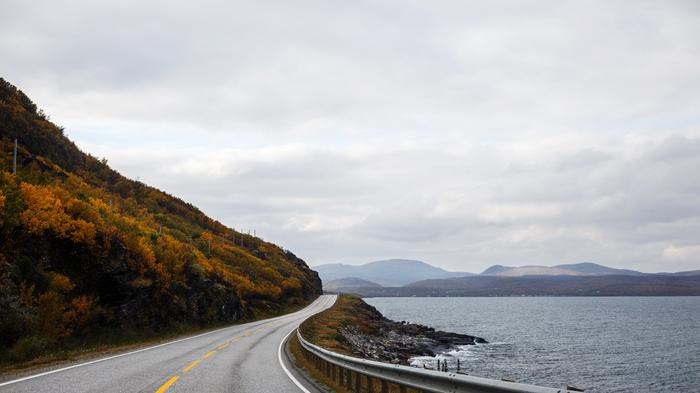 Роскошные пейзажи Норвегии - Страница 22 1506702754117866225