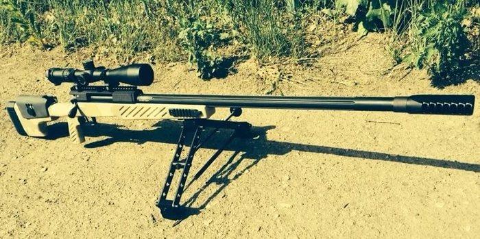 Российские оружейники создали винтовку с рекордной дальностью стрельбы Россия, Оружие, Снайперская винтовка, Длиннопост