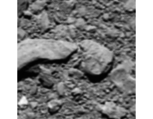 «Розетта» удивила астрономов еще одним прощальным снимком Новости, Розетта, Космос, Комета Чурюмова-Герасименко