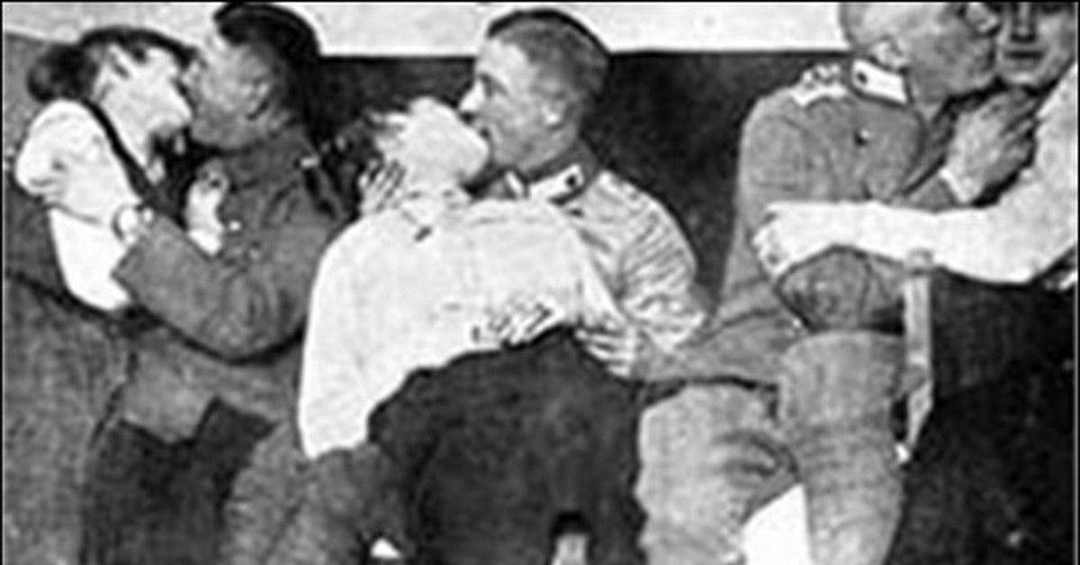 Порно в концлагерях во второй мировой войне