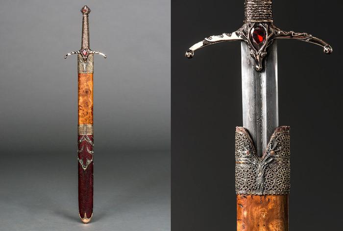 Мечи из железнего трона