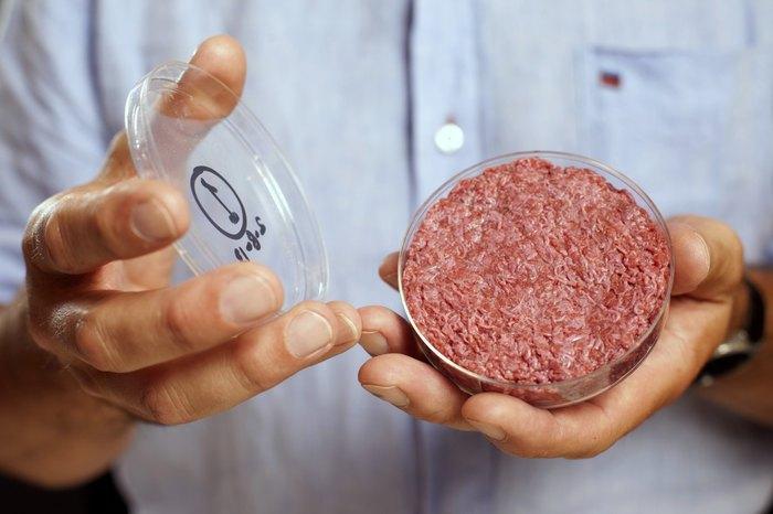 Искусственное мясо. Когда котлеты изпробирки накормят мир? наука, Искусственное Мясо, новые технологии, видео, длиннопост