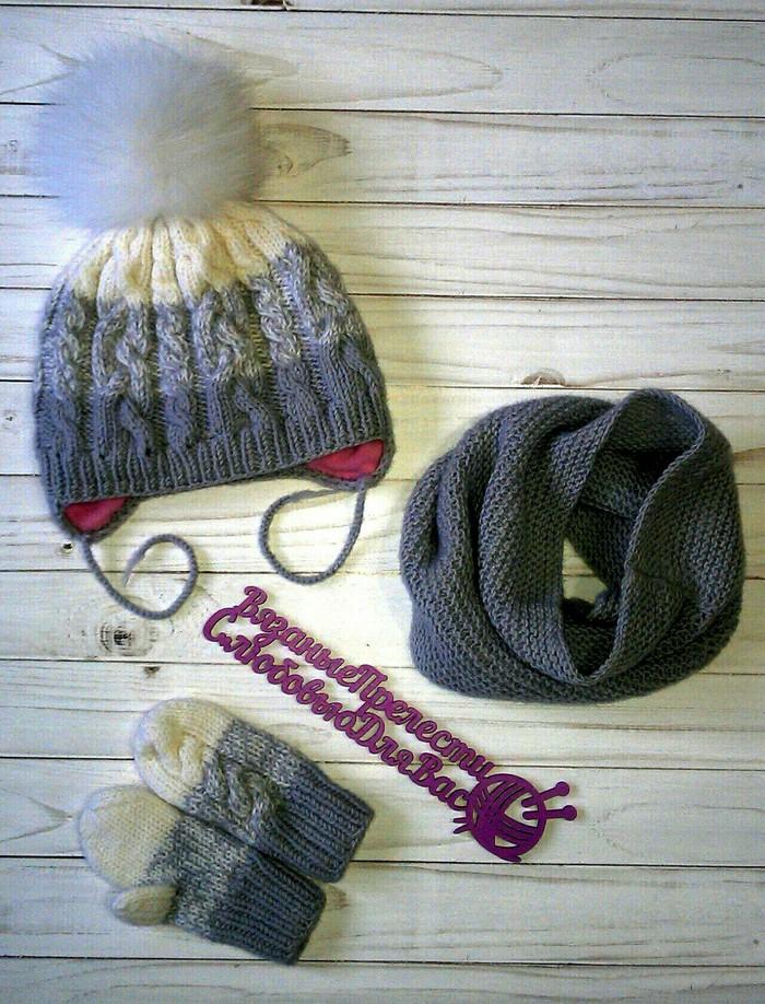Зимних шапок пост. Рукоделие без процесса, Шапка, Длиннопост