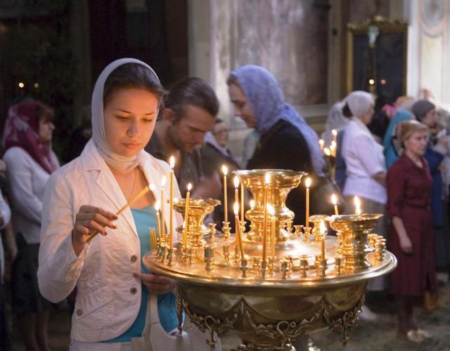 """Откуда берутся свечи в церкви. И про """"Свечной бизнес"""". Свеча, РПЦ, Церковь, Монастырь, Длиннопост, Видео"""
