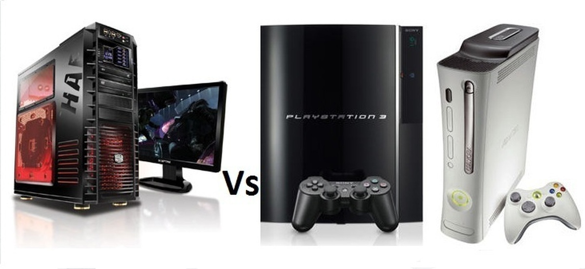 the difference between console gaming and computer gaming It's more convenient to have a pc gaming rather than a console because you can do lots of things on a pc, not just for gaming purposes but also for searching online, watching videos and more it's also easier to play games on a pc by using a keyboard and mouse.