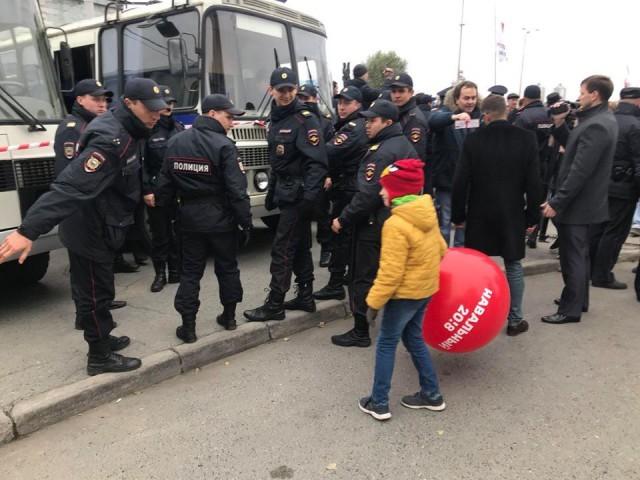 Илья Яшин: «Путин. Итоги. 2018» (читать и смотреть видео ...