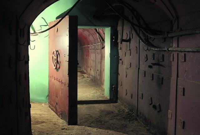 Защищенный Командный Пункт «Таганский» ГО-42. Бункер минсвязи СССР. Го-42, Защищенный Командный Пункт, Бункер, Длиннопост