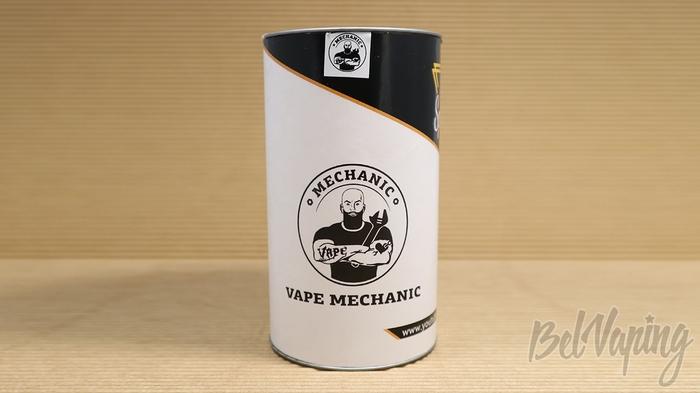 Мехмод Spanner от Maskit Vape и Vape Mechanic Электронные сигареты, Мод, Vape, Обзор, Spanner, Длиннопост
