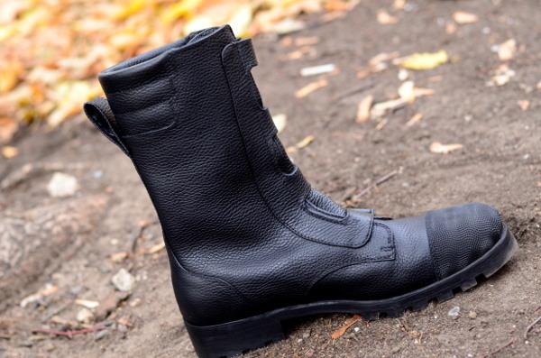 Военно-полевое обувь, пошив, длиннопост