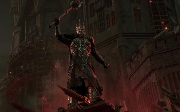 Веду поиск изображений Middle-Earth: Shadow of War, Саурон, Поиск изображения