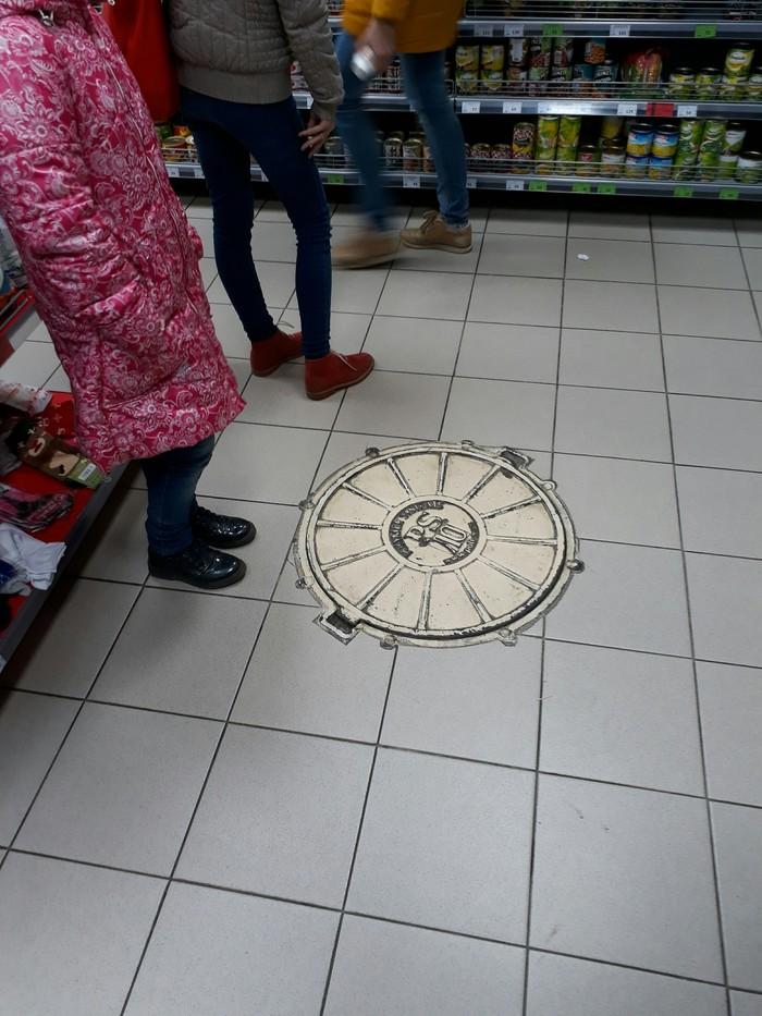 Вход в магазин для Черепашек-ниндзя. Моё, Черепашки-Ниндзя, Магазин