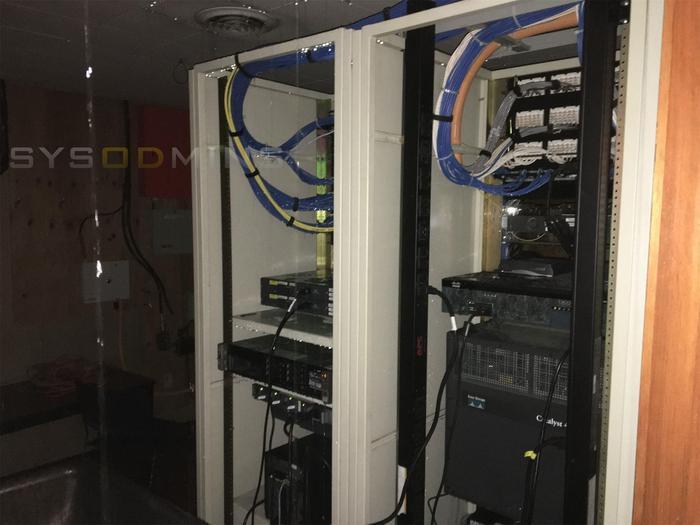 Заходишь в серверную, а там.... Серверная, Потоп, Инфаркт, Больничный, Новая работа