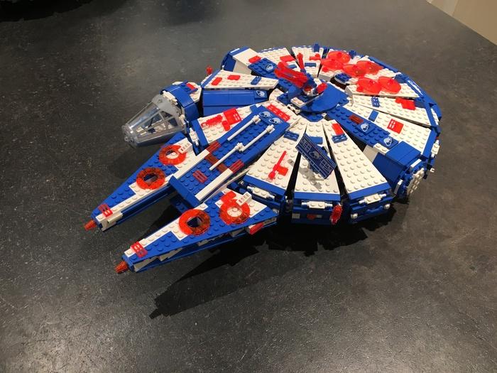 Millennium Falcon Lego, Назад в 90е, Star wars, Лего звездные войны, Reddit, Длиннопост