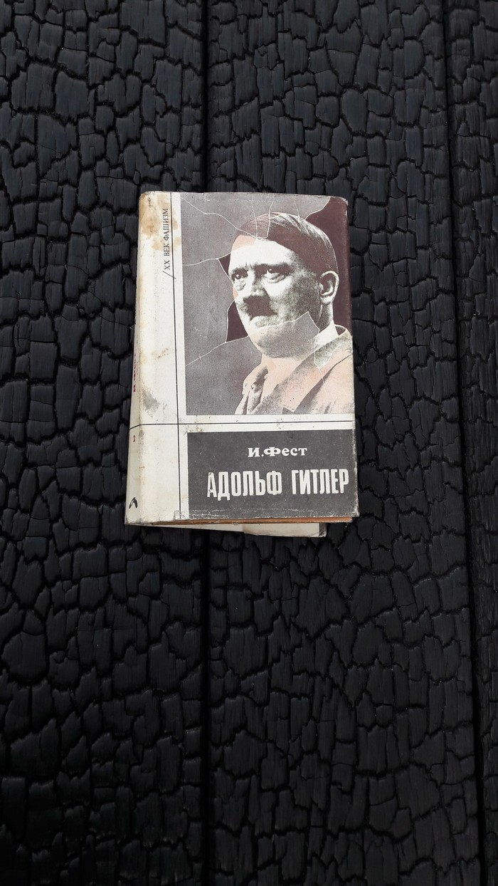 Биография Гитлера Адольф Гитлер, Гитлер капут, Дерево, Огонь, Книги