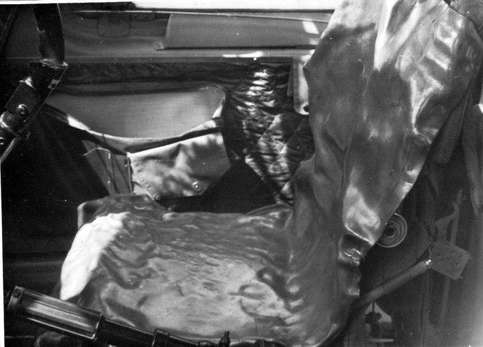 Кресло пилота вертолета Фотография, ЧАЭС, Авиация, Вертолёт, Свинец