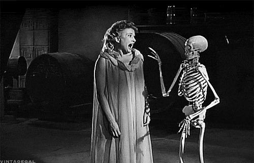 Скелетон, ахаха, что ты делаешь, прекрати! Скелет, Юмор, Гифка