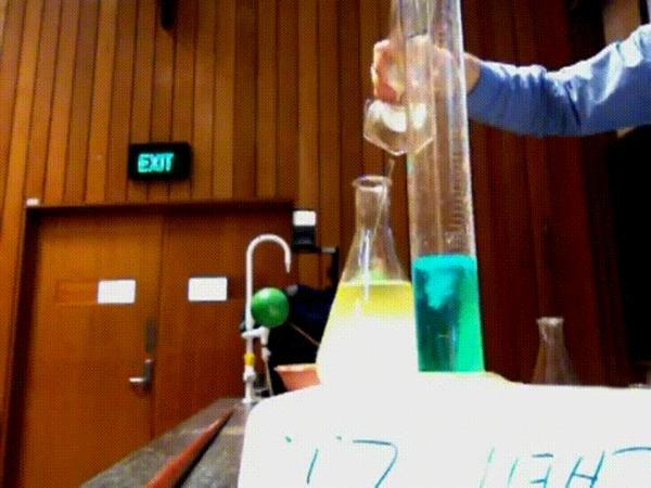 Никель в гифках Химия, Гифка, Лига химиков, Никель, Металл, Эксперимент, Длиннопост