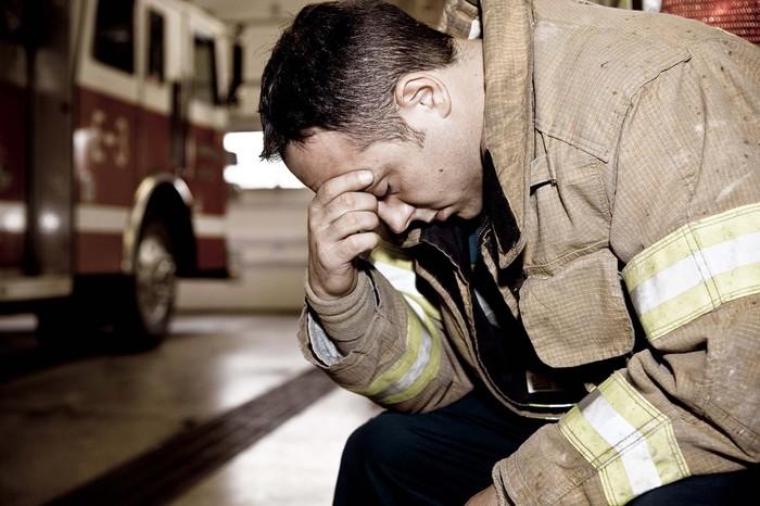 Самый страшный день в пожарной охране МЧС, Пожарные, Дурдом, Длиннопост