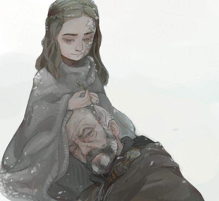 Ширен и Луковый рыцарь