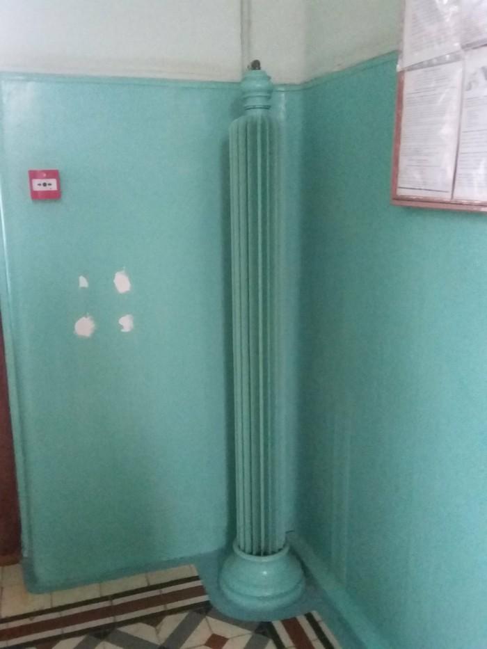 Необычный радиатор отопления Радиатор, Больница, Витраж, Роспись по стеклу, Длиннопост