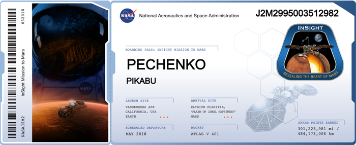 Отправил Печенька Пикабу на Марс Космос, Юмор, Печенье, Марс