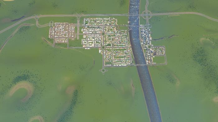 Cities: skylines. Cities: Skylines, Стратегия, Длиннопост