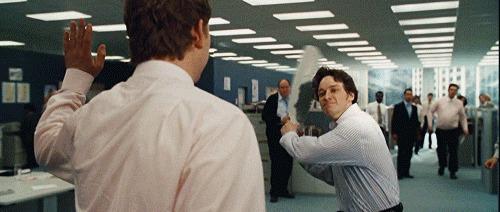 """""""Затрахал этот офис"""" Рассказ, История, Работа, Клиенты, Миллионы, Для кого-то работа мечты, Гифка"""