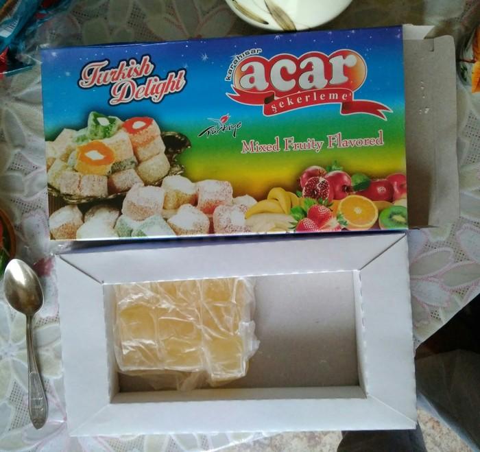 Турецкие сладости сделанные российскими чиновниками Турция, Лукум, Откат, Распил