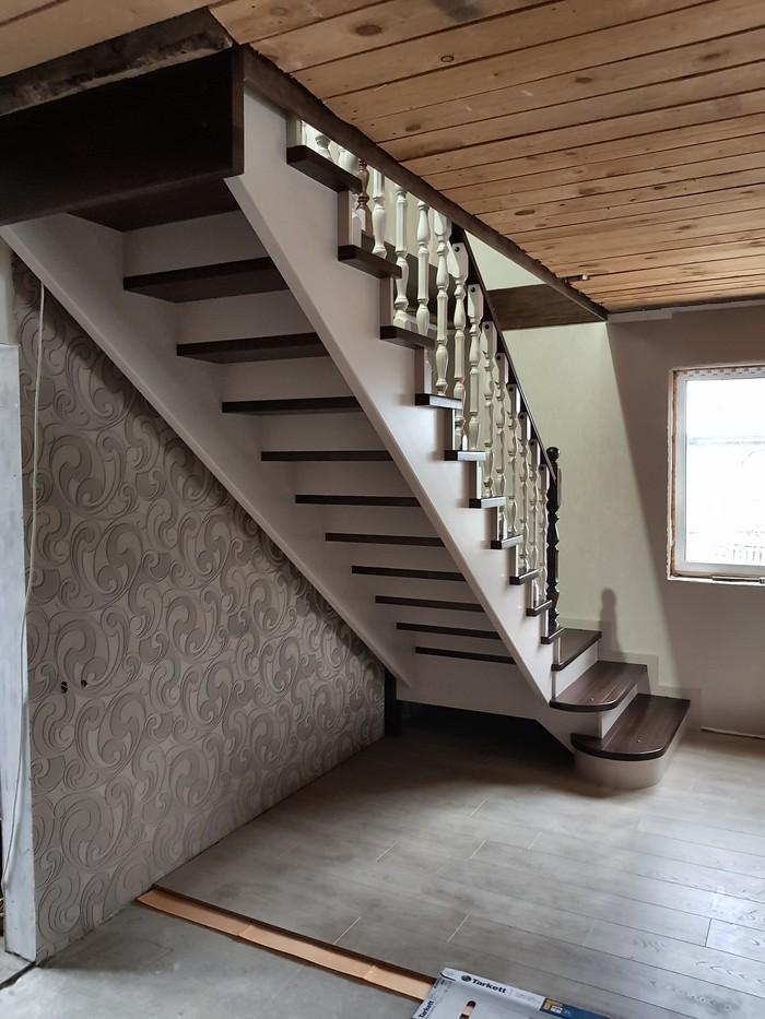 Лестница Лестница, Дизайн интерьера, Капитальный ремонт дома, Деревянная лестница, Красивая лестница, Длиннопост