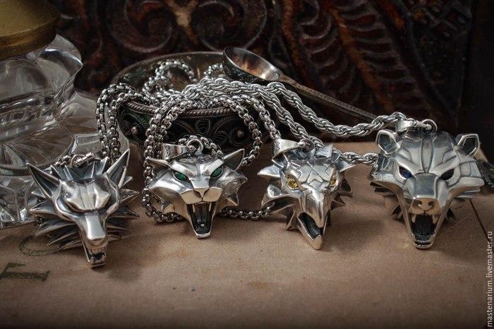 Медальоны ведьмаков Ведьмак, Медальон, Школы ведьмаков, Длиннопост