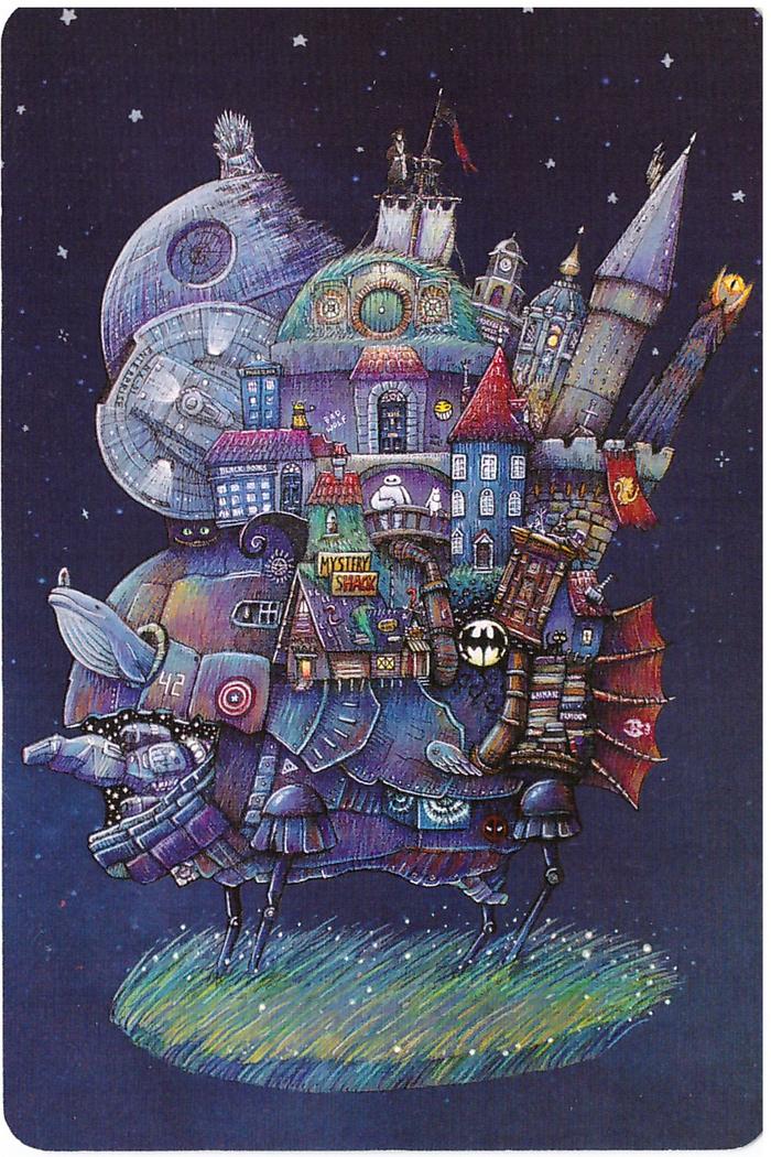 Карта из иманджинариума Имаджинариум, Угадай, Фэндом, Игра престолов, Звезда смерти, Властелин колец
