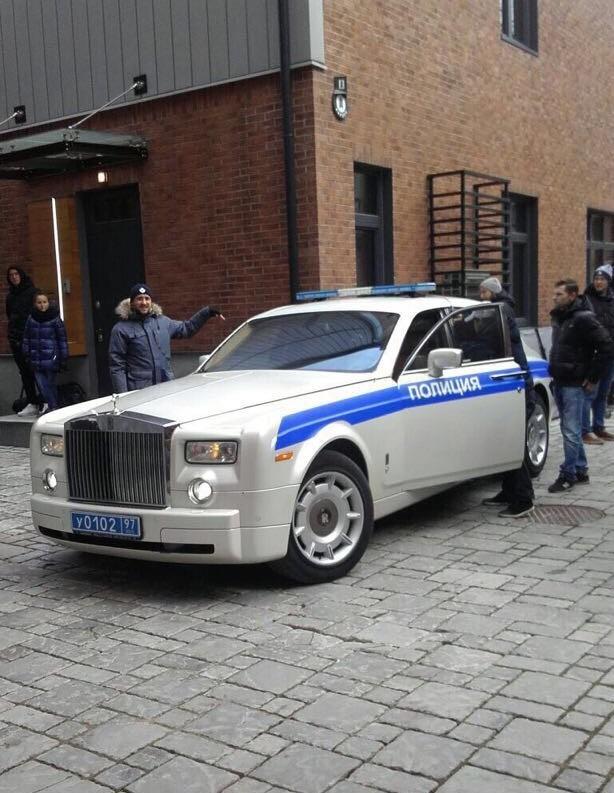 Полиция которая не берёт взятки.