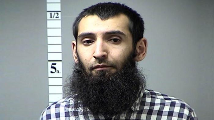 Теракт в Нью-Йорке совершил уроженец Узбекистана Новости, США, Нью-Йорк, Манхэттен, Теракт, Узбеки