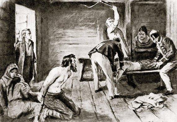 Рабство в Российской Империи Крепостное право, 19 век, Рабство в россии, Длиннопост, История