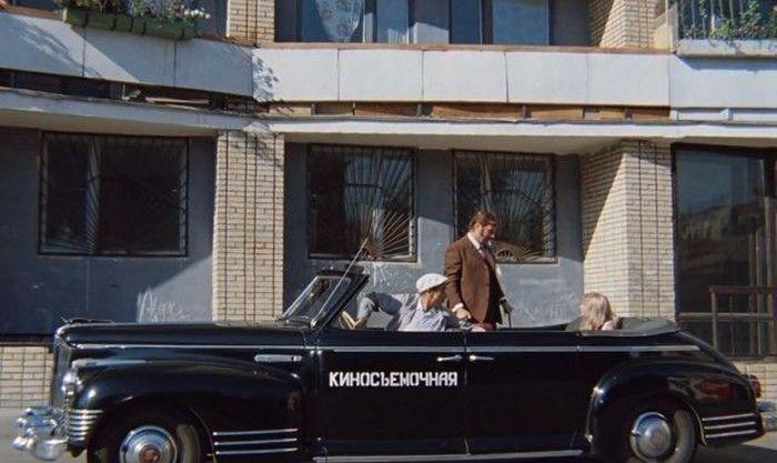 Современные места съемок старых советских фильмов Советское кино, Наши дни, Место съемки, Длиннопост