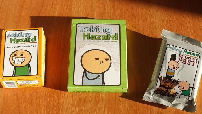 Joking Hazard: перевод новых дополнений 2017 Cyanide and happiness, Joking Hazard, Карточная игра, Настольные игры, Своими руками, Длиннопост, Перевод, Подарок