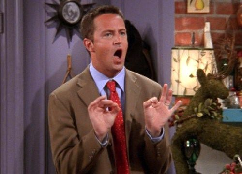 an analysis of the character of chandler bing in the tv series friends Chandler muriel bing is one of the six main characters on friends the series, chandler is an executive to chandler bing chandler had his third.