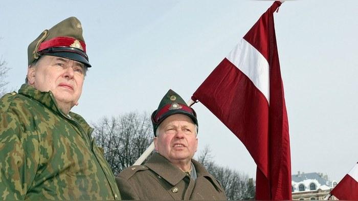 Сейм Латвии намерен признать заслуги всех граждан вне зависимости от того, воевали они против нацистской Германию или Советского Союза. Латвия, Политика, Сейм, Фашисты