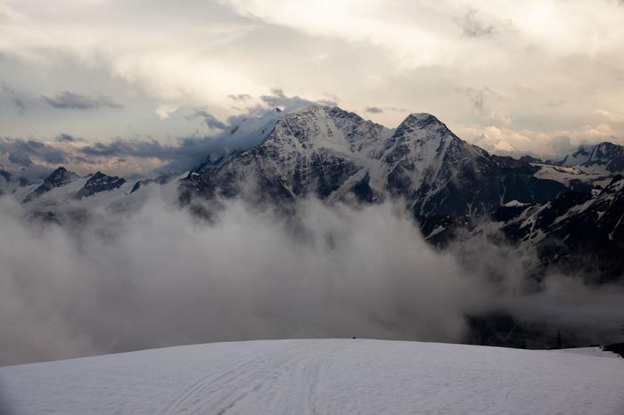 Песчинки Фотография, Горы, Кавказ