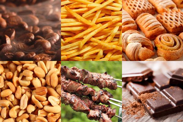 Почему приготовленная еда вкуснее, чем сырая? Химия, Еда, Канцерогены, Длиннопост