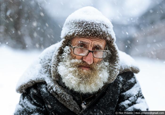Случайная встреча - Алекс. Фотография, Москва, Портрет, Max Polazov, Случай из жизни