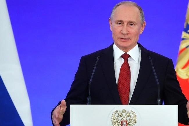 Владимир Путин заявил что предвидел санкции за