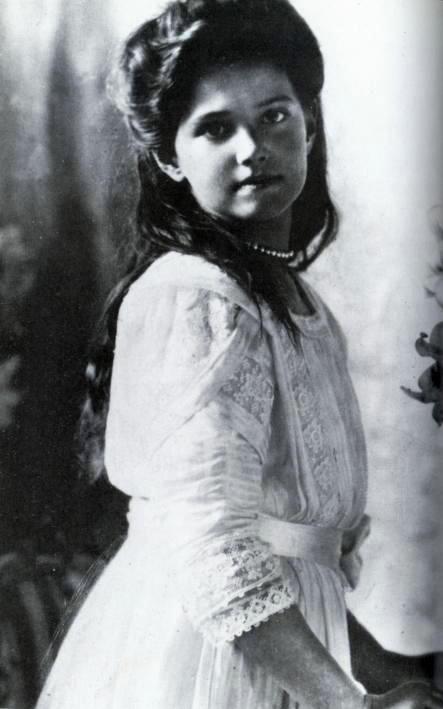 Празднуя 100-летие революции - не забудь отметить и это... Мария Николаевна, Династия Романовых, Расстрел, Революция, Длиннопост, Политика