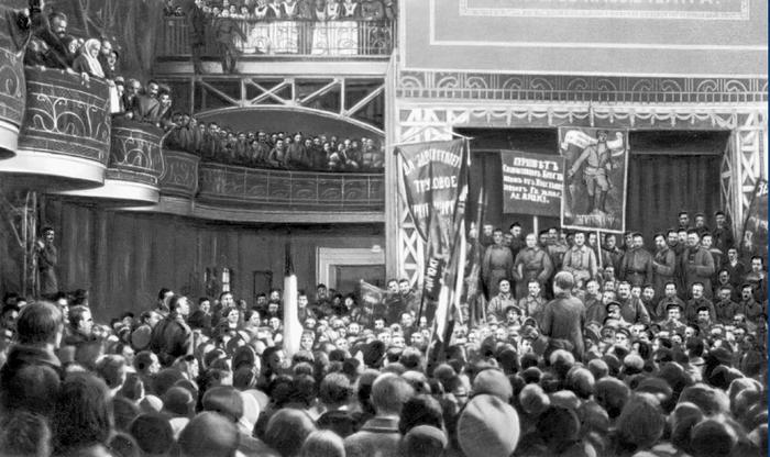 День 7 ноября - красный день календаря 1917, Революция, Революция 1917, Октябрьская революция, Длиннопост