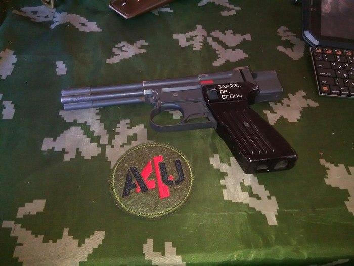 СПП-1М Пистолеты, Оружие, Ммг, Пловцы, Длиннопост