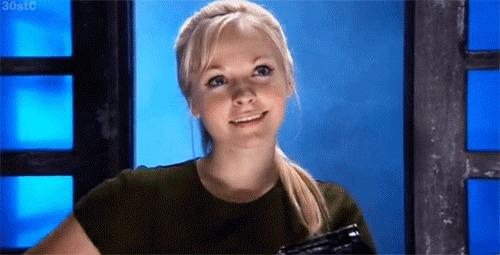 Дженни возвращается Доктор Кто, Дочь Доктора, Джорджия Теннант, Хувианы, Докторктошная Коммуналка, Гифка