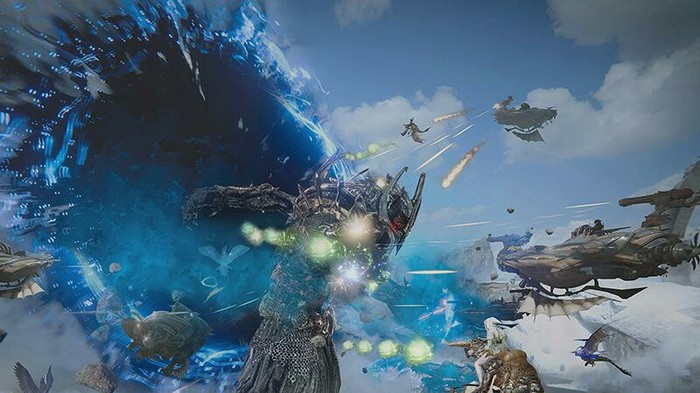 Разработчики PUBG анонсировали новую MMORPG Ascent: Infinite Realm Bluehole, Компьютерные игры, Mmorpg, Стимпанк, Длиннопост